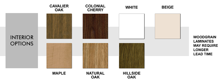 Interior Color Options